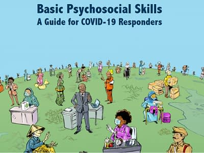 Basic Psycosocial Skills a guide to COVID19 responders